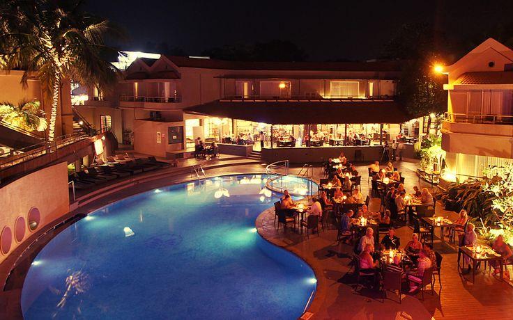 4 Star Whispering Palms Beach Resort in Goa