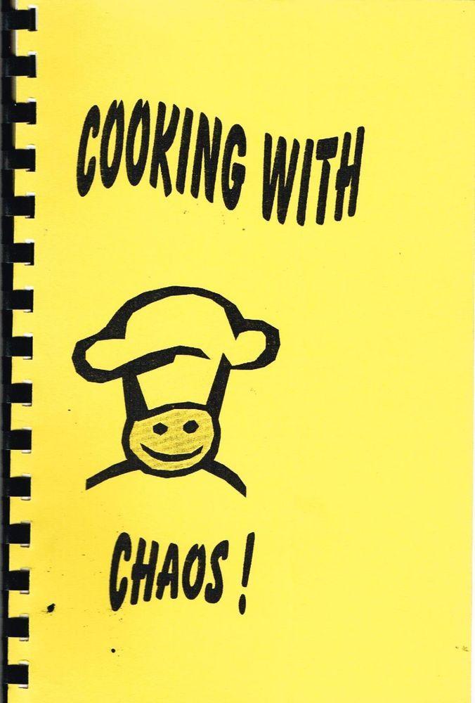Norman Oklahoma Nazarene Church Cookbook Recipe Book Vintage Cooking With Chaos