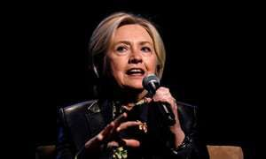 Hillary Clinton: accusations against adviser were 'taken seriously'