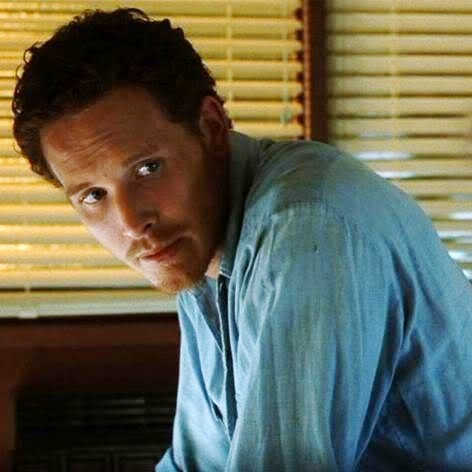 cole hauser. His puppy dog eyes..awww!