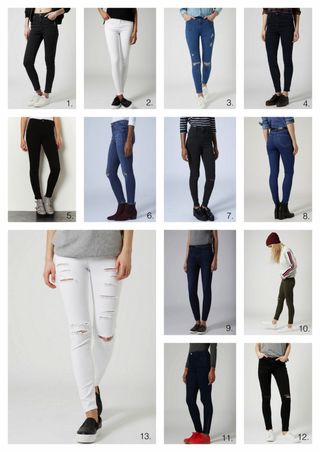 Det perfekte par bukser