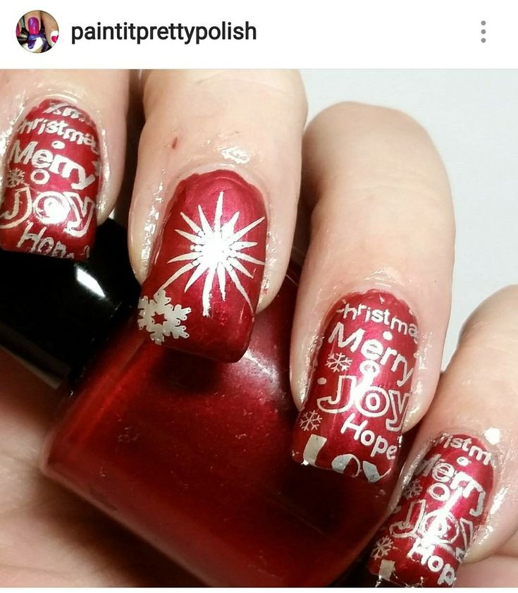 Paint It Pretty Polish Hollyberries
