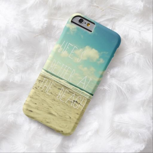 Awesome iPhone 6 Case! Beach iPhone 6 case ocean typography iPhone 6 Case. It's a completely customizable gift for you or your friends.