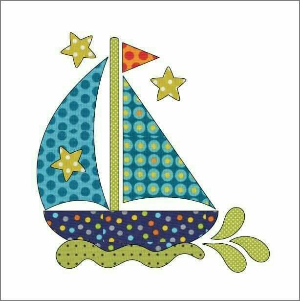 Boat applique                                                       …