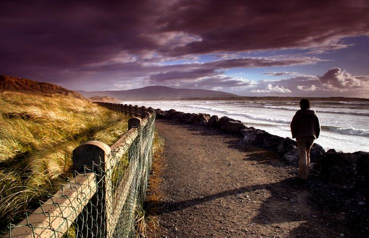 Strandhill, Sligo, Ireland