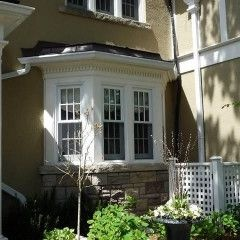 100 best images about windows on pinterest conservatory for What to put in front of a bay window