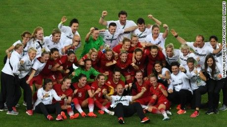 Germany pips Sweden to Olympic women's football gold in Rio - http://tubepilot.pw/celebrities/germany-pips-sweden-to-olympic-womens-football-gold-in-rio/  AllSuper Information http://allsuper.info