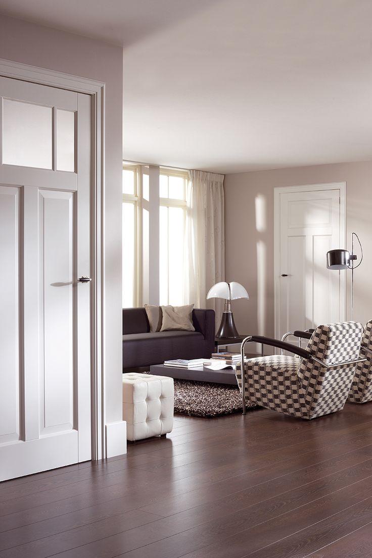 Bruyzeel deuren / deur idee / binnendeur / Jaren 30