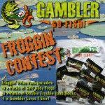 GAMBLER LURES – FROGGIN' GIVEAWAY!