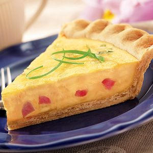 Ham and Swiss Quiche shows that you can make creative dishes with ham. Get different flavours with Mr. Mozzies ham selection.
