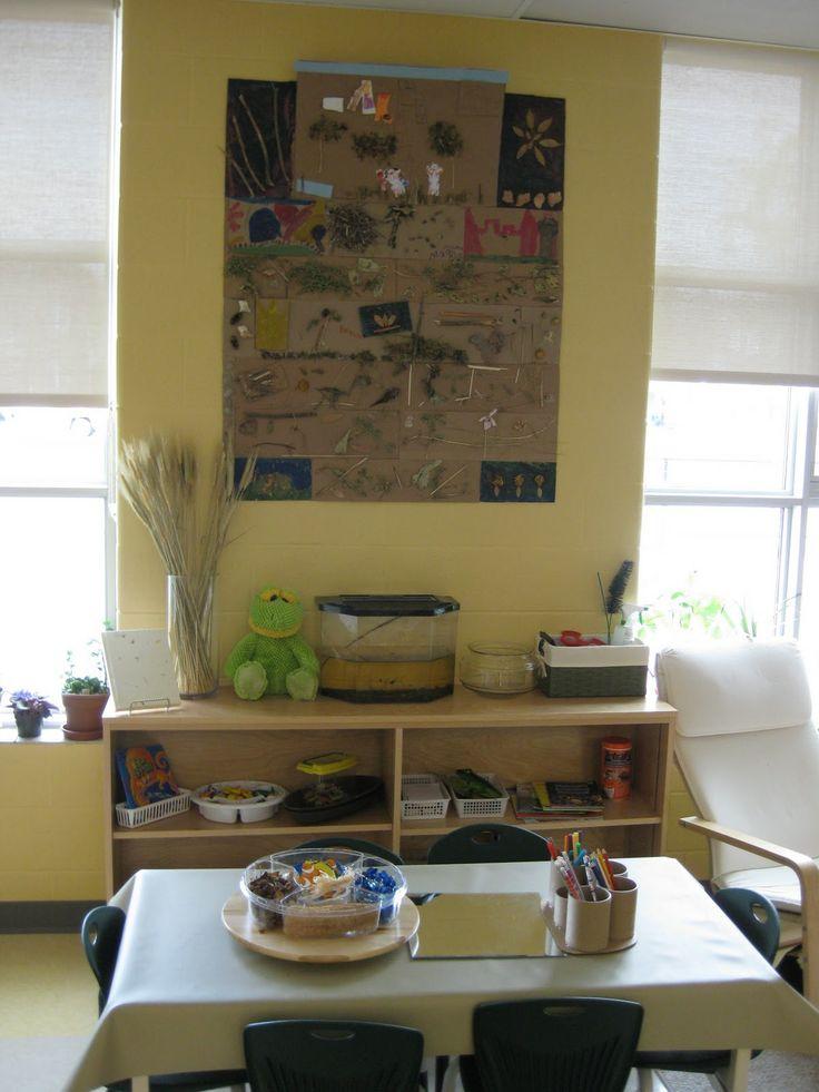 Classroom Decor Preschool ~ Best reggio emilia images on pinterest preschool day