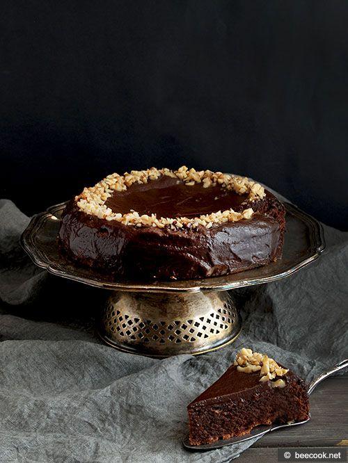 Шоколадный торт Царица Савская