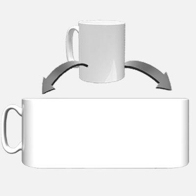 Tassen bedrucken | mit Foto, Text & Collagen