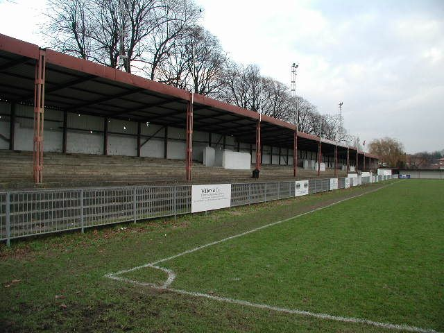 carshalton athletic terrace