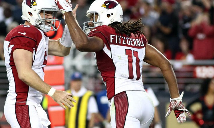 Larry Fitzgerald reveals Drew Stanton played with ACL tear