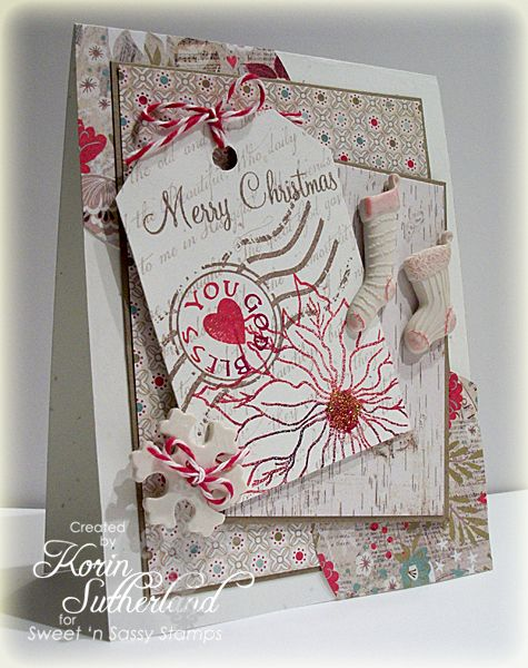 Merry Christmas Paper Crafts