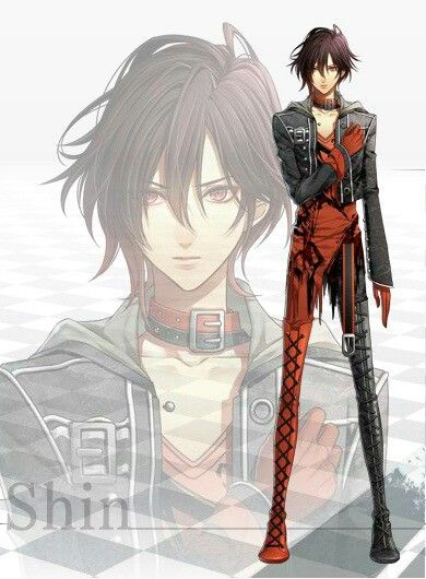 THOSE LEGS ARE MAD LONG LIKE AM I SUPPOSED TO BE ATTRACTED TO THIS CHARACTER AND WHY HE WEARING A DOG COLLAR ??? DO YOU SHOP AT HOT TOPIC OR SOMETHINGgreyghost13