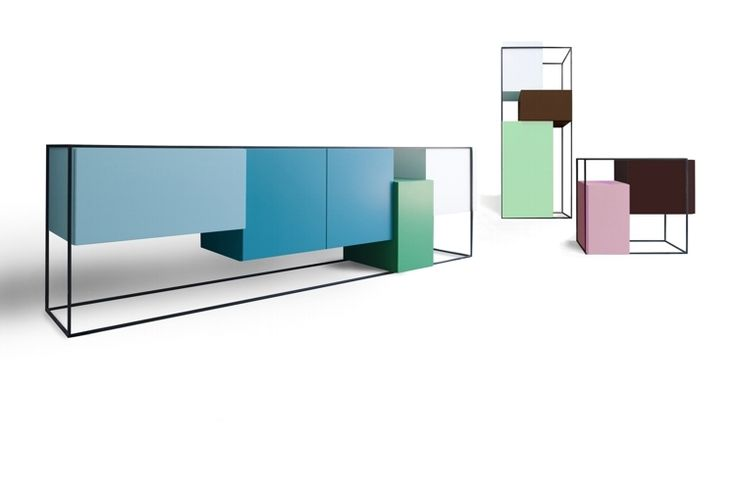 Very stylish cabinets by moca line