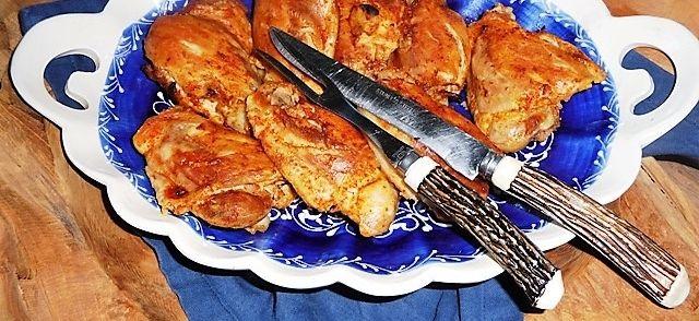 Portugese Kip Piri-piri recept | Smulweb.nl