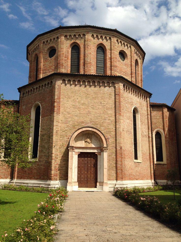 Chiesa di Santa Chiara, Vicenza