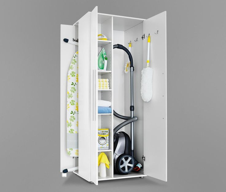 cabinet for cleaning tools