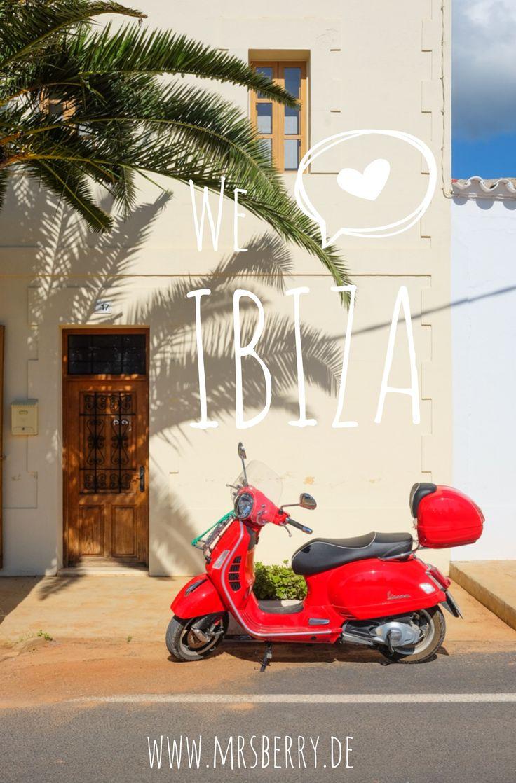 We love IBIZA <3