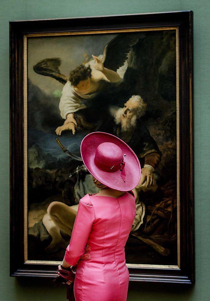 Koning Willem-Alexander en koningin Máxima zijn woensdagmorgen hun tweedaagse werkbezoek aan Beieren begonnen bij de Alte Pinakothek in München. Het...