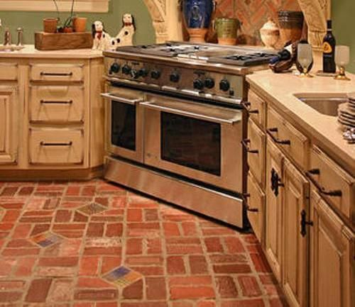 Farmhouse Brick Flooring Tile : Images about for the home on pinterest
