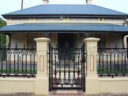 wrought iron fence panels - Google Search