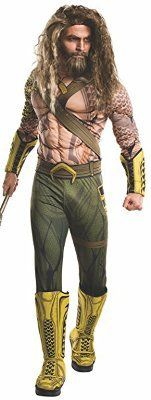 Aquaman Complete Suit for Adults