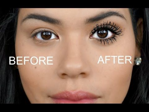 How To Make Your Lashes look longer and Fuller! | Tips and Tricks - YouTube