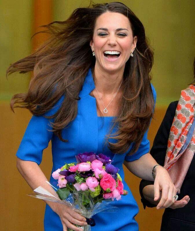 14 Febuary 2014 - Duchess Kate