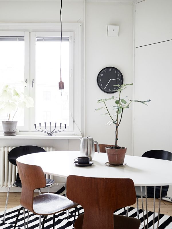 4 inspiring dining rooms Scandinavian InteriorsDining