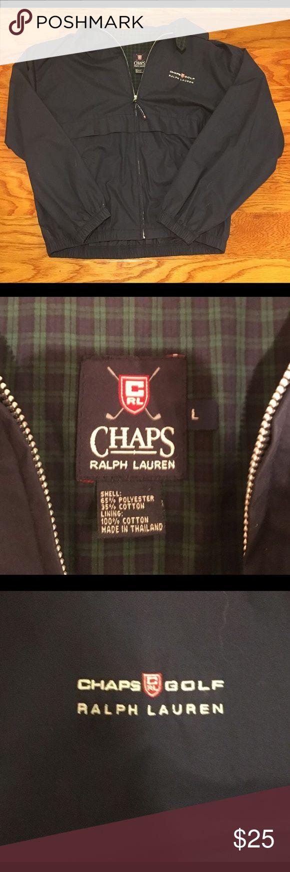 Vintage Chaps Ralph Lauren Golf Jacket Great Condition 8/10 Chaps Jackets & Coats Lightweight & Shirt Jackets