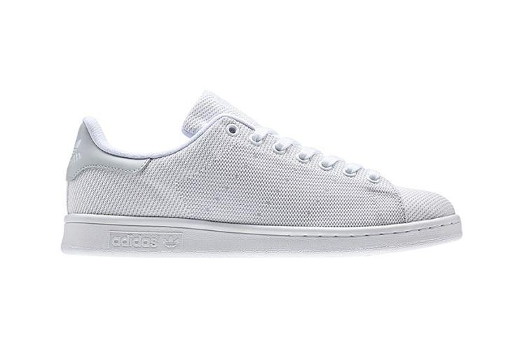 Adidas Originals Stan Smith Primeknit Nm Light Solid Grey