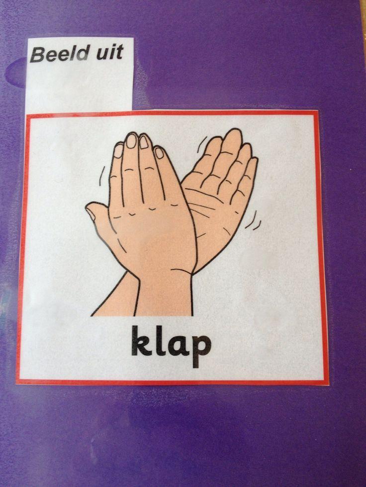 Opdracht klappen