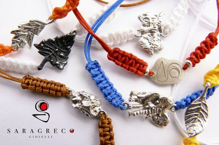 ...l'estate si avvicinaaaa! ♥.♥ www.saragrecogioielli.com #sgg #saragrecogioielli #handmade #argento925