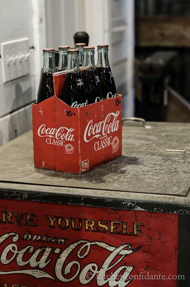 Scenes from Americana | Kitchen Confidante | Vintage Coca-Cola @Liren Baker | Kitchen Confidante