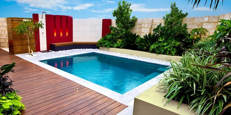 The platinum plunge range swimming pools fibreglass for Swimming pool dealers