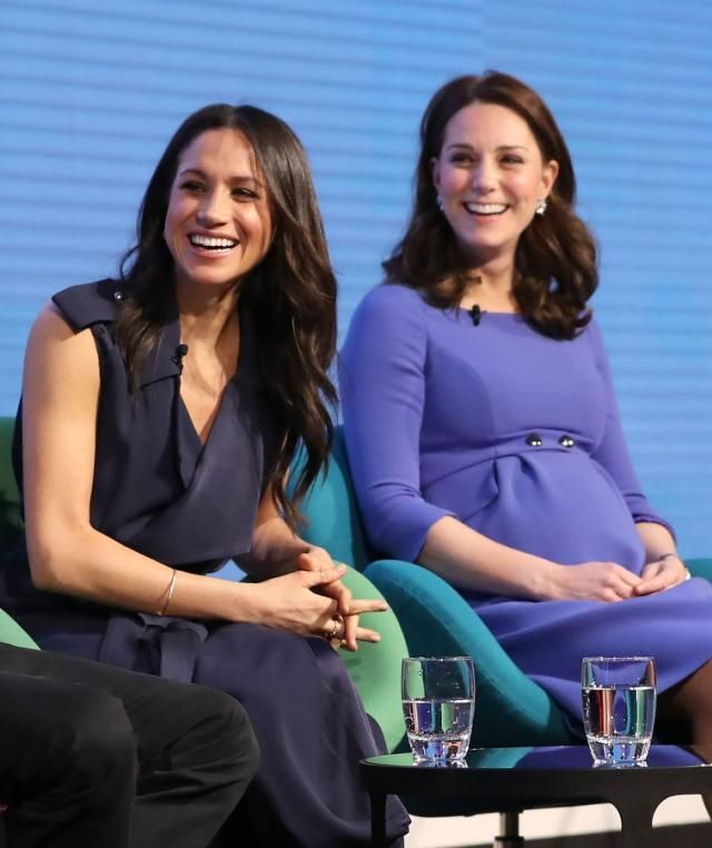Meghan Markle And Kate Middleton Aren't Feuding: Photos