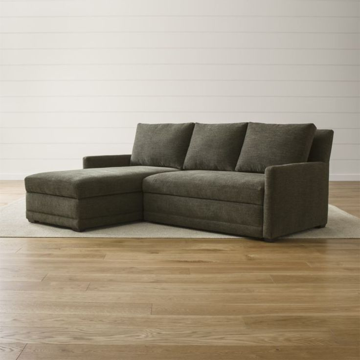 a unique concept in sleeper sofa sectionals the reston furniture collection features a trundle mattress