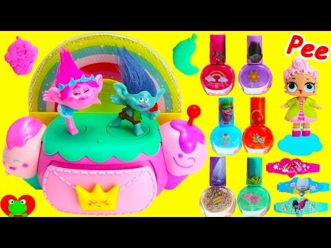 Trolls Poppy Music Jewelry Box with LOL Doll Surprises with Toy Genie. In this video, we take a look at a Trolls Poppy Musical Jewelry Box. There are also a … source