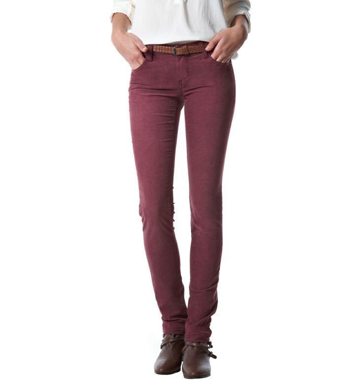 Les 25 meilleures id es de la cat gorie pantalon bordeaux femme sur pinterest pantalon - Couleur bordeau en anglais ...