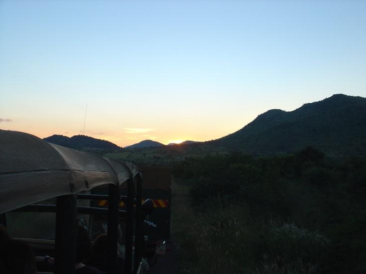 Sunset @Kwamaritane
