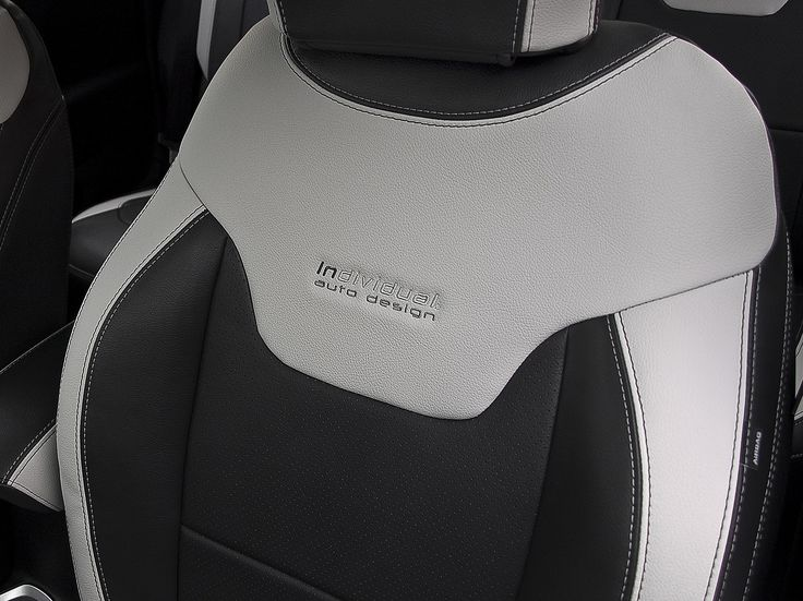 INDIVIDUAL AUTO DESIGN - Leather Look