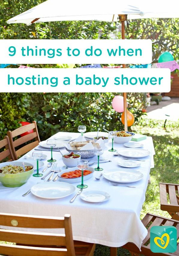 Hosting a baby shower at your favorite restaurant, cafe, or eatery is becoming more and more popular. Here's a list of 9 things to consider when planning a restaurant baby shower—from reservations and accommodations to the special details.