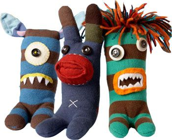 sock monsters                                                       …