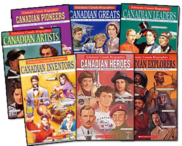 Image result for canadian biography series clipart images