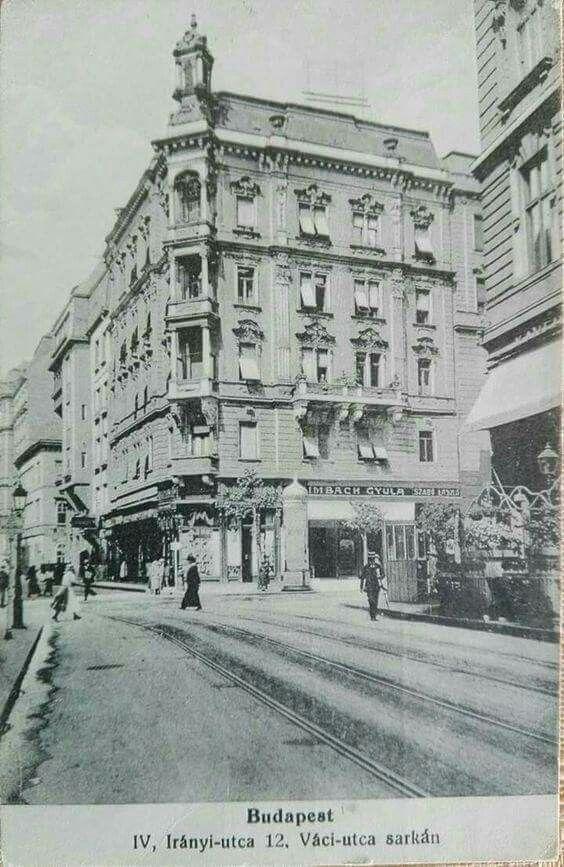 1914. Irányi utca