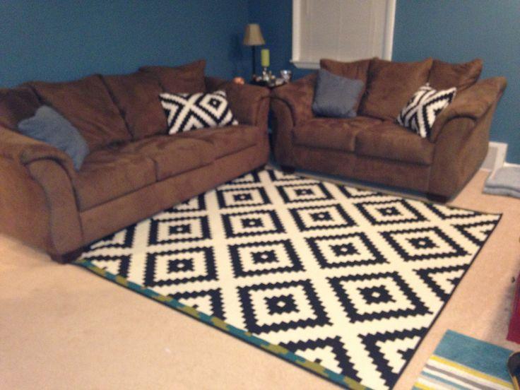 white rug pillows rugs ikea black and white ikea bing white rugs